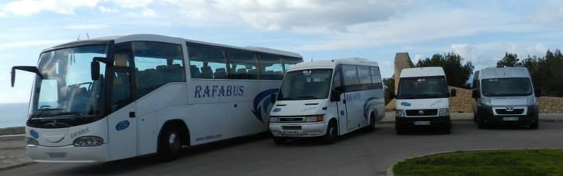 Reise- und Kleinbusvermietung in Alcudia