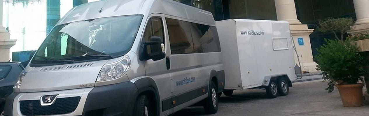 Busunternehmen in Alcudia