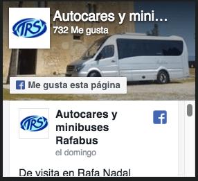 Facebook Rafabus